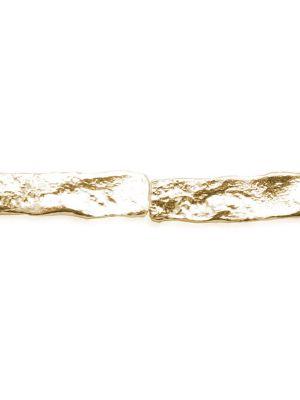 18 Kt vergulde zilveren ONNO armband | A0073PL | thumbnail image