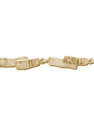 18 Kt vergulde zilveren ONNO armband | A0128PL | thumbnail image
