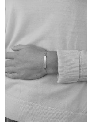 Zilveren ONNO armband | A0224RH | thumbnail image