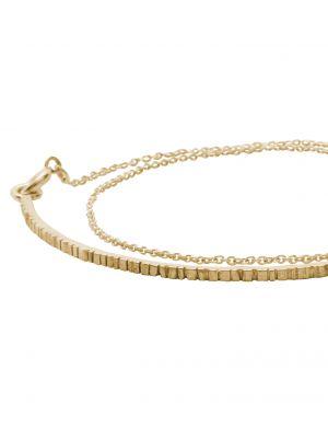 18 Kt vergulde zilveren ONNO armband | A0227PL | Base image