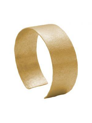 18 Kt vergulde zilveren ONNO armband | A0231PL | Base image