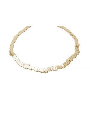 18 Kt vergulde zilveren ONNO ketting | K0063PL | thumbnail image