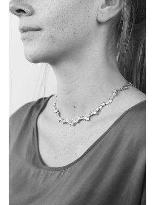 Zilveren ONNO ketting | K0073RH | thumbnail image