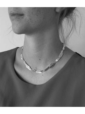 Zilveren ONNO ketting | K0168 | thumbnail image