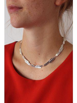 Zilveren ONNO ketting | K0168RH | thumbnail image