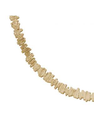 18 Kt vergulde zilveren ONNO ketting | K0263PL | thumbnail image