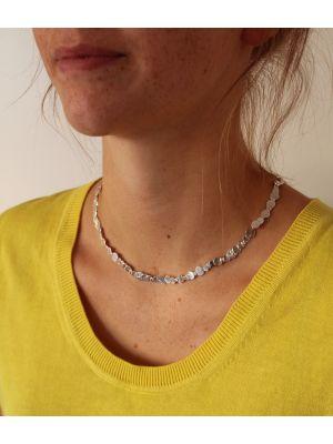 Zilveren ONNO ketting | K0275 | thumbnail image