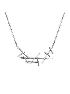 Zilveren ONNO ketting | K0283RH | thumbnail image