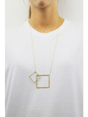 18 Kt gouden ONNO ketting  | K0307AUG | Base image
