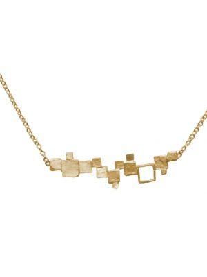 18 Kt gouden ONNO ketting  | k0320AUG | Base image