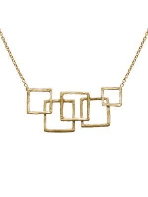 18 Kt gouden ONNO ketting  | K0335AUG