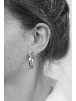 Zilveren ONNO creool | OC0072 | thumbnail image