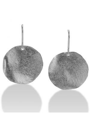Zilveren ONNO oorhaak | OH0124 | thumbnail image