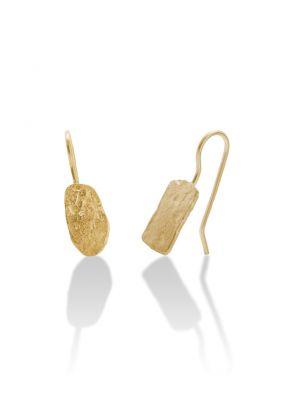 18 Kt gouden ONNO oorhaak | OH0138AUG | Base image