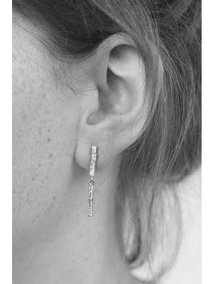 Zilveren ONNO oorsteker | OS0036 | thumbnail image