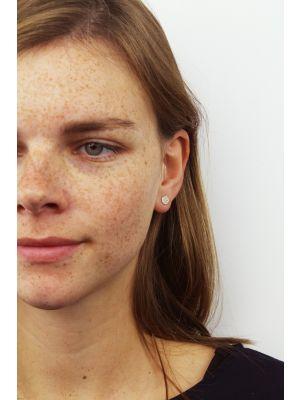 Zilveren ONNO oorsteker | OS0047RH | thumbnail image
