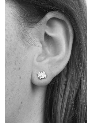 Zilveren ONNO oorsteker | OS0078 | thumbnail image