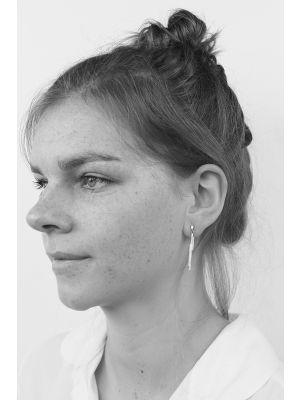 Zilveren ONNO oorsteker | OS0087 | thumbnail image