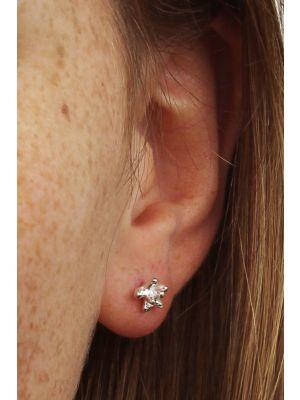 Zilveren ONNO oorsteker | OS0101RH | thumbnail image