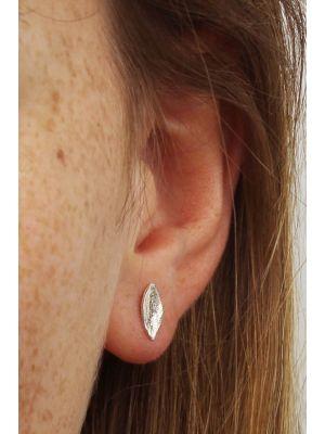 Zilveren ONNO oorsteker | OS0191RH | thumbnail image