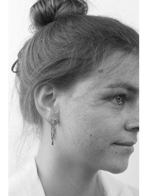 Zilveren ONNO oorsteker | OS0218 | thumbnail image
