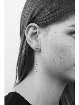 Zilveren ONNO oorsteker | OS0264 | thumbnail image