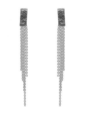 Zilveren ONNO oorsteker | OS0265RH | thumbnail image