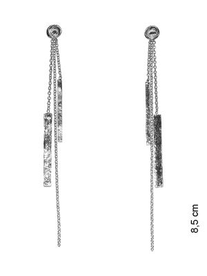 Zilveren ONNO oorsteker | OS0295RH | thumbnail image