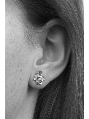 Zilveren ONNO oorsteker | OS0299 | thumbnail image