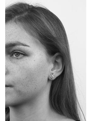 Zilveren ONNO oorsteker | OS0299RH | thumbnail image