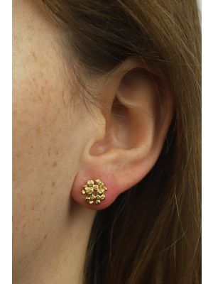 18 Kt gouden ONNO oorsteker | OS0323AUG | thumbnail image