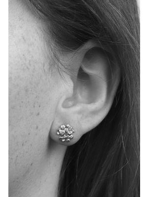 Zilveren ONNO oorsteker | OS0323RH | thumbnail image