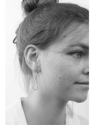 Zilveren ONNO oorsteker | OS0328 | thumbnail image