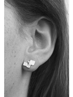 Zilveren ONNO oorsteker | OS0349 | thumbnail image