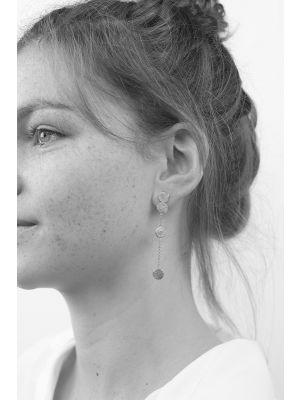 Zilveren ONNO oorsteker | OS0356 | thumbnail image