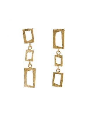 18 Kt gouden ONNO oorsteker | OS0373AUG | thumbnail image