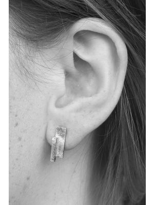 Zilveren ONNO oorsteker | OS0382 | thumbnail image
