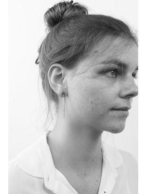 Zilveren ONNO oorsteker | OS0386 | thumbnail image