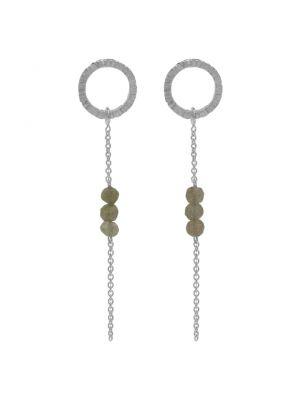 Zilveren ONNO oorsteker | OS0395L | Base image
