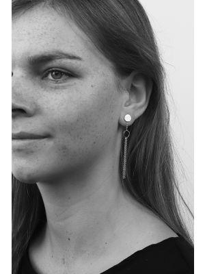 Zilveren ONNO oorsteker | OS0401 | Base image