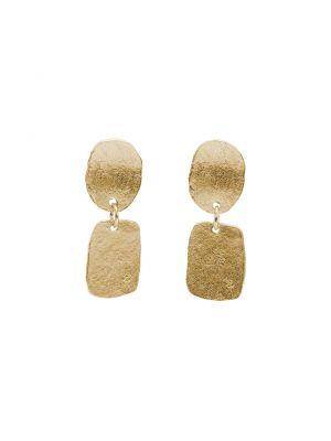 18 Kt gouden ONNO oorsteker | OS0416AUG | Base image