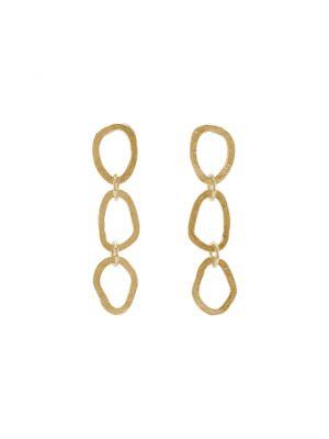 18 Kt gouden ONNO oorsteker | OS0438AUG