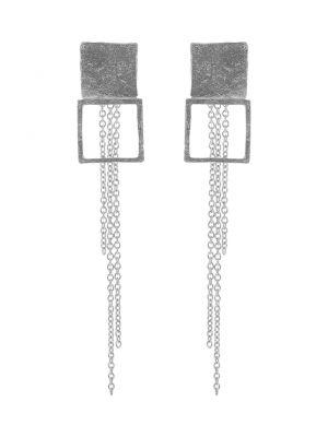 Zilveren ONNO oorsteker | OS0448