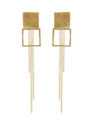 18 Kt gouden ONNO oorsteker | OS0448AUG