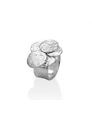Zilveren ONNO ring | R0091 | thumbnail image