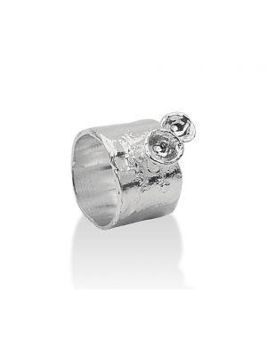 Zilveren ONNO ring | R0112RH | thumbnail image