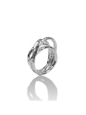 Zilveren ONNO ring | R0125RH | thumbnail image