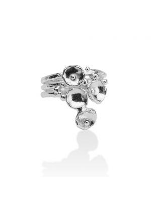 Zilveren ONNO ring | R0129RH | thumbnail image
