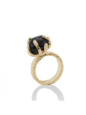 18 Kt vergulde zilveren ONNO ring | R0152BPL | thumbnail image