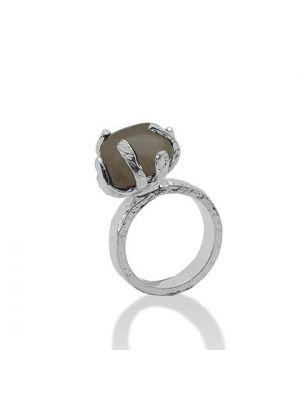 Zilveren ONNO ring | R0152SRH | thumbnail image